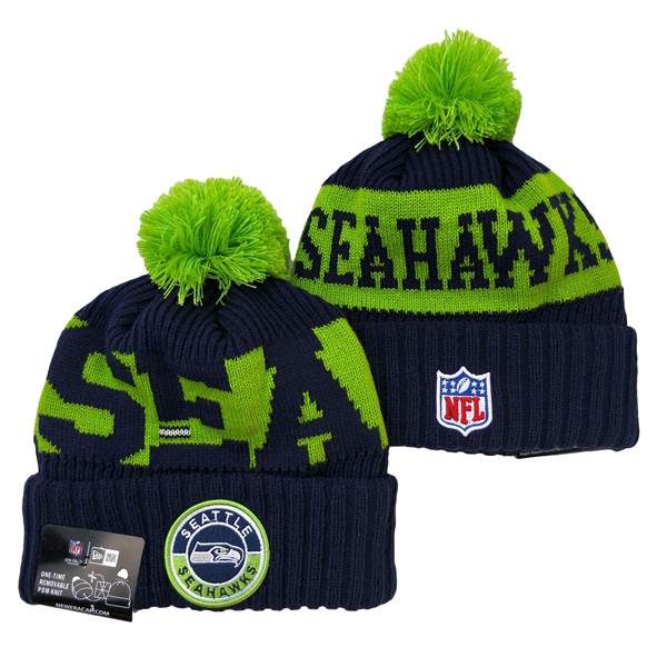 NFL Seattle Seahawks Knit Hats 051