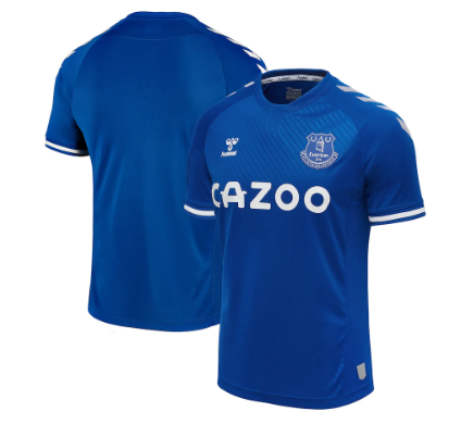 Men's Everton 2020-21 Home Shirt