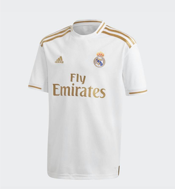 Men's Real Madrid Soccer Jersey 001