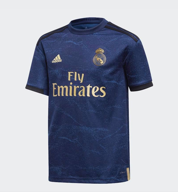 Men's Real Madrid Soccer Jersey 002