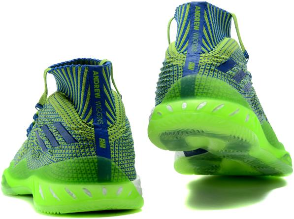 adidas Crazy Explosive 2017 Primeknit 'Trace Green' For Sale