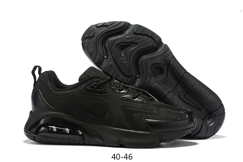 Men's Running Weapon Air Max 200 Shoes 002