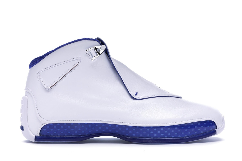 Men's Running Weapon Air Jordan 18 Shoes Retro 001