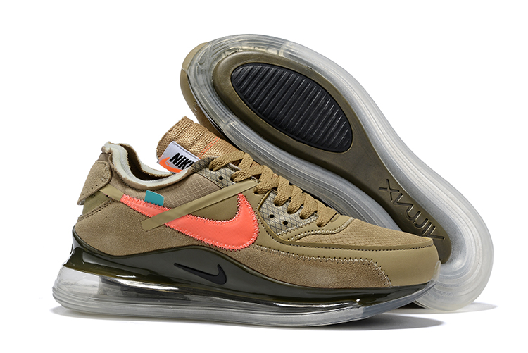 Men's Running weapon Air Max 90 Shoes 007