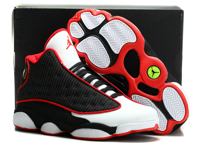Men's Running Weapon Super Quality Air Jordan 13 Shoes 010