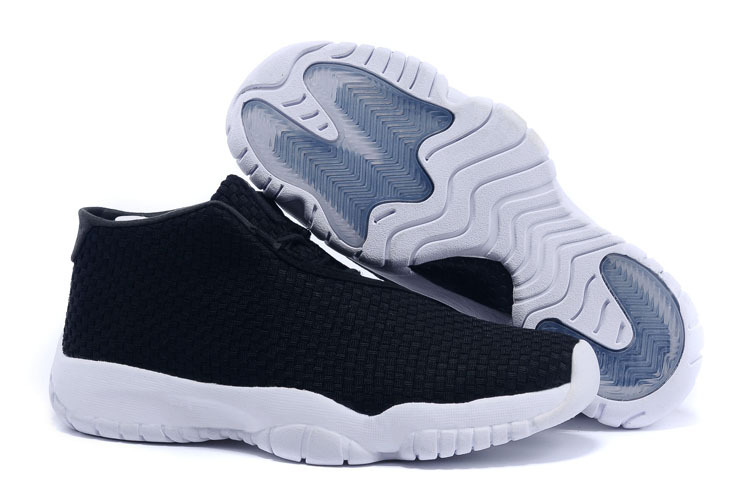 Running weapon Cheap Wholesale Nike Shoes Air Jordan Future Oreo Women