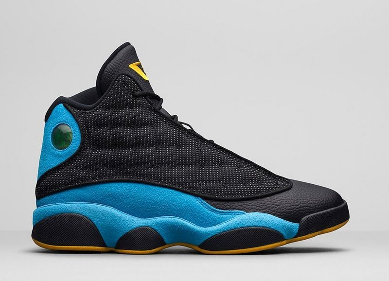 Running weapon Wholesale China Made Air Jordan 13 Retro CP PE Black/Blue