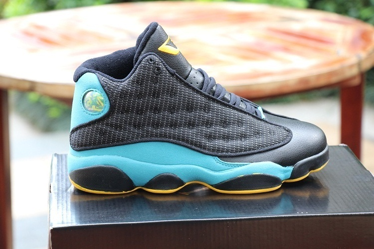 Running weapon Cheap Wholesale Nike Shoes Air Jordan 13 Charlotte Hornets