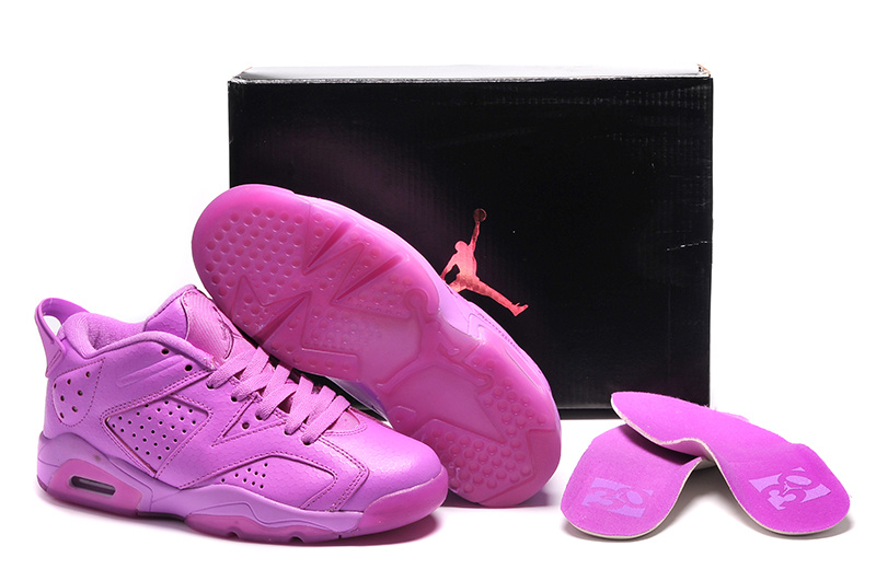 Running weapon Cheap Wholesale Nike Shoes Air Jordan 6 Retro Low Women