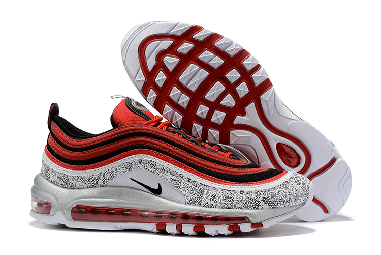 Men's Running weapon Air Max 97 Shoes 026