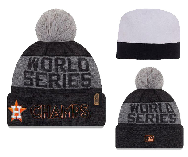 MLB Houston Astros 2017 Stitched Knit Hats 002