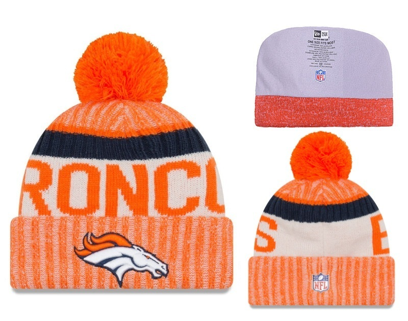 NFL Denver Broncos Stitched Knit Hats 004