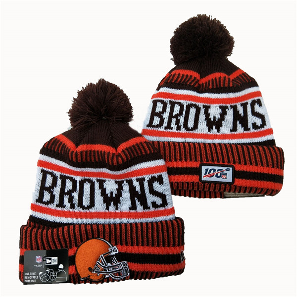 NFL Cleveland Browns Knit Hats 004