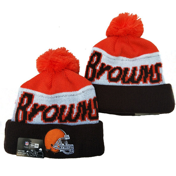 NFL Cleveland Browns Knit Hats 006