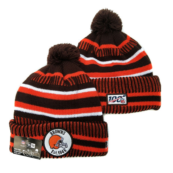 NFL Cleveland Browns Knit Hats 007