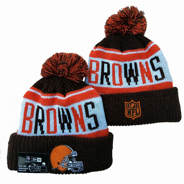 NFL Cleveland Browns Knit Hats 010