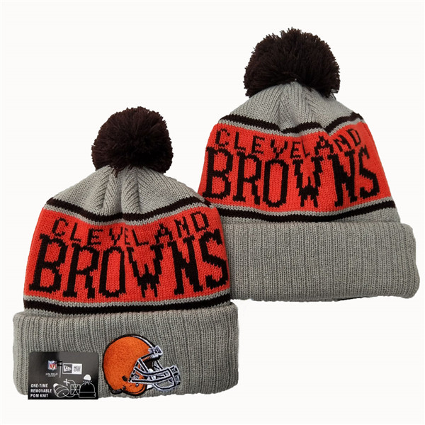 NFL Cleveland Browns Knit Hats 011