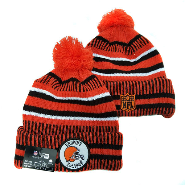 NFL Cleveland Browns Knit Hats 012