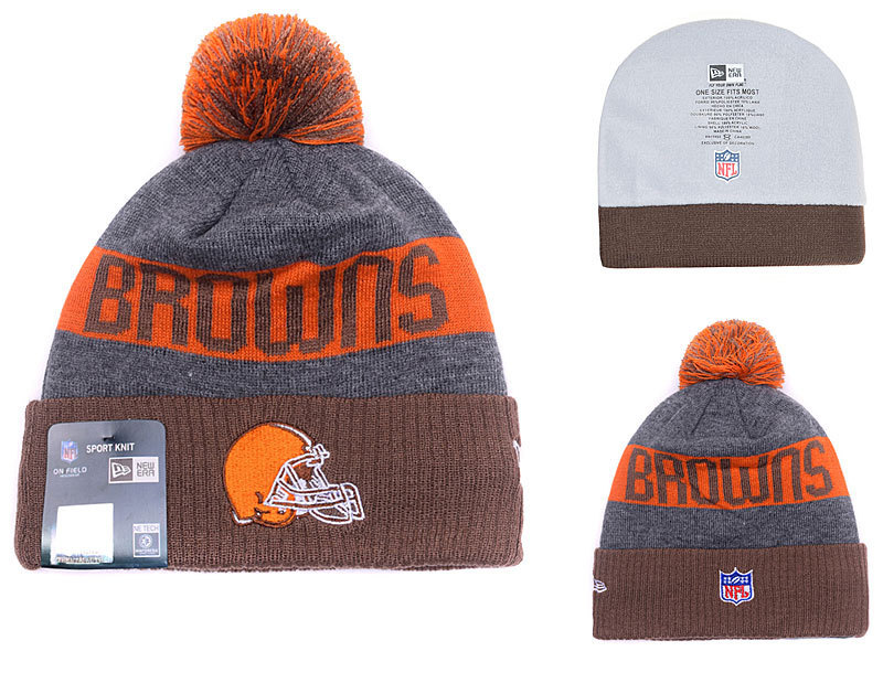 NFL Cleveland Browns Stitched Knit Hats 008
