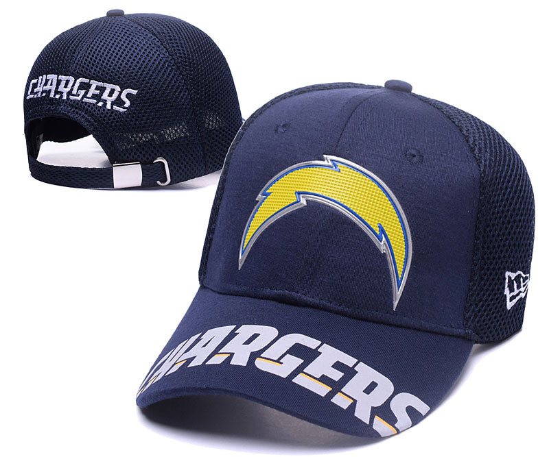NFL Los Angeles Chargers Stitched Hats 003