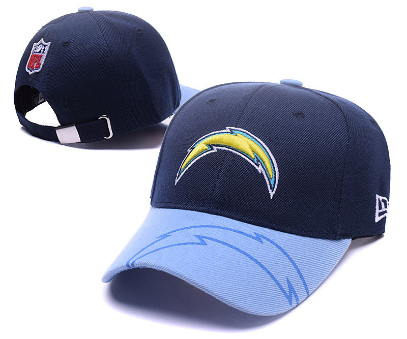 NFL Los Angeles Chargers Stitched Hats 005
