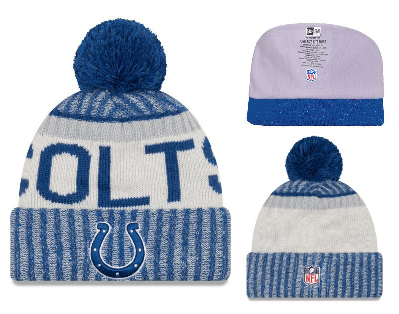 NFL Indianapolis Colts Stitched Knit Hats 001