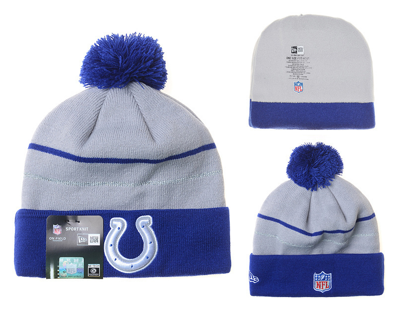 NFL Indianapolis Colts Stitched Knit Hats 002