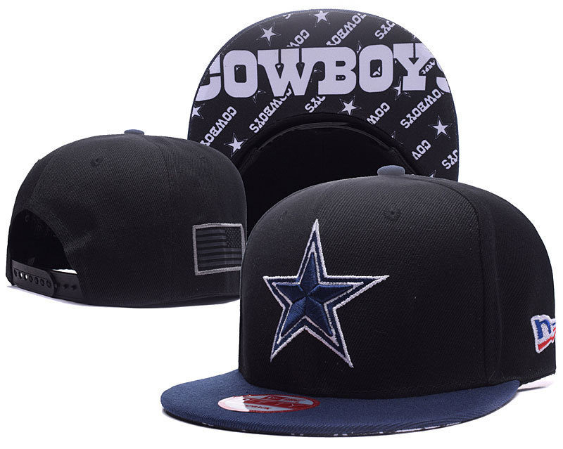 NFL Dallas Cowboys Stitched Snapback Hats 013