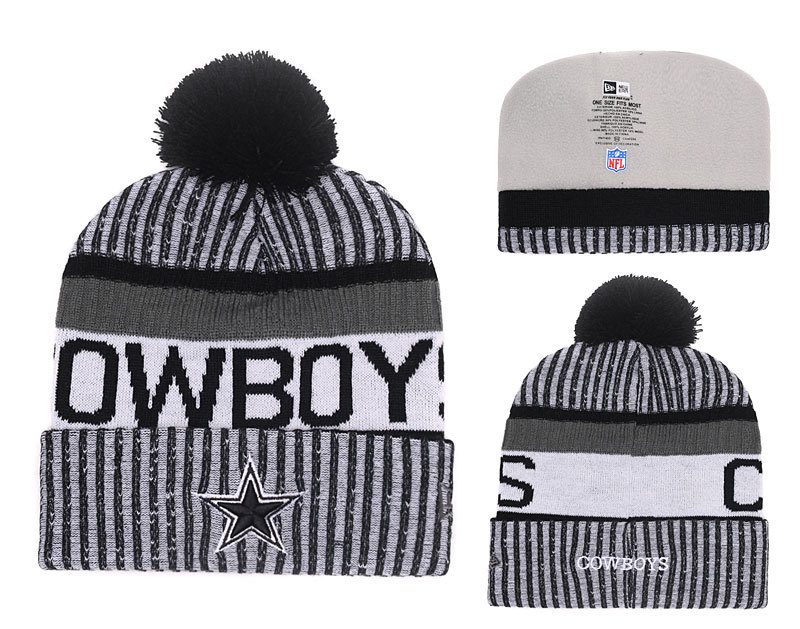 NFL Dallas Cowboys Stitched Knit Hats 016