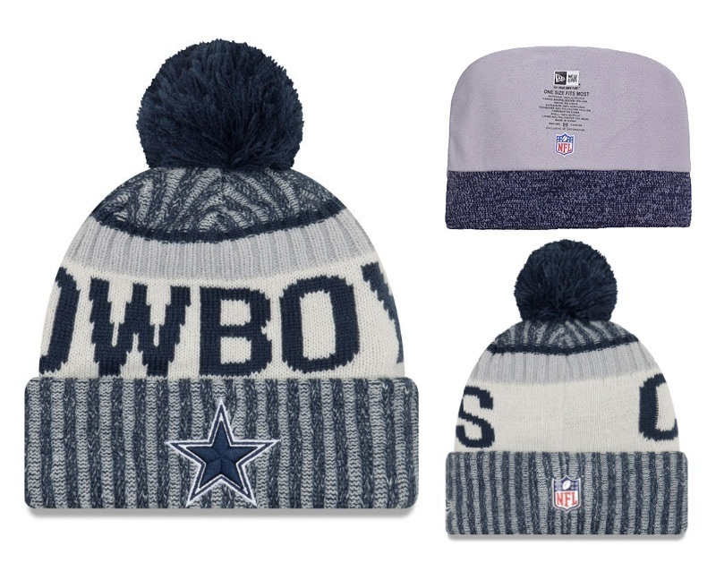 NFL Dallas Cowboys Stitched Knit Hats 017