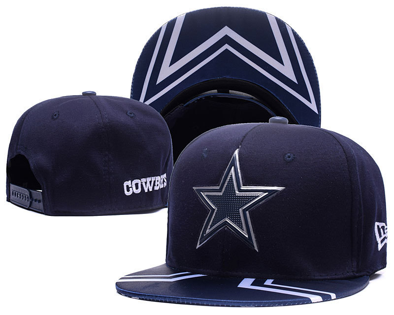 NFL Dallas Cowboys Stitched Snapback Hats 026