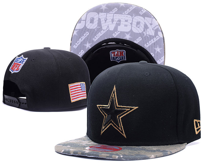 NFL Dallas Cowboys Stitched Snapback Hats 027