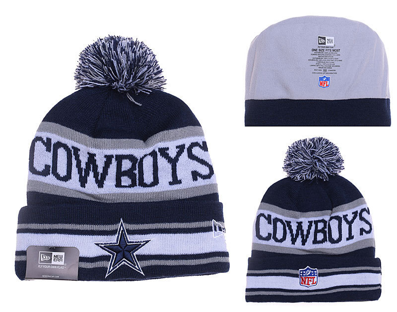 NFL Dallas Cowboys Stitched Knit Hats 028