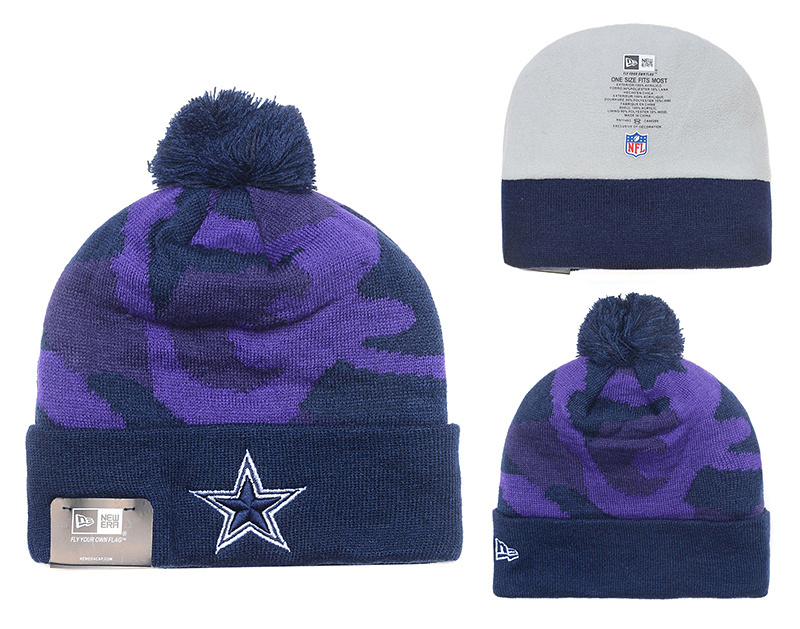 NFL Dallas Cowboys Stitched Knit Hats 029