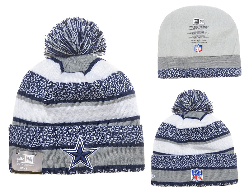 NFL Dallas Cowboys Stitched Knit Hats 030