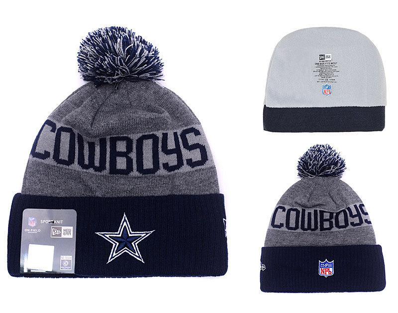 NFL Dallas Cowboys Stitched Knit Hats 032