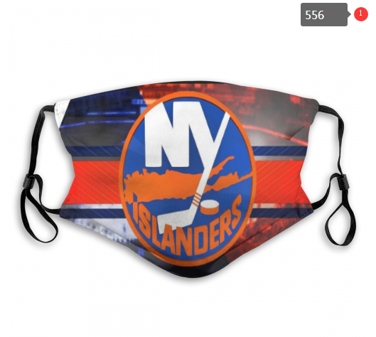 Islanders Face Mask 00556 Filter Pm2.5 (Pls Check Description For Details) Islanders Mask