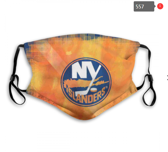 Islanders Face Mask 00557 Filter Pm2.5 (Pls Check Description For Details) Islanders Mask