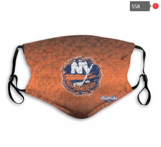 Islanders Face Mask 00558 Filter Pm2.5 (Pls Check Description For Details) Islanders Mask
