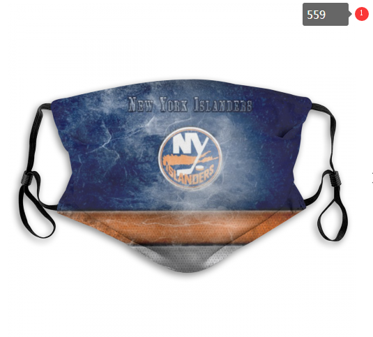 Islanders Face Mask 00559 Filter Pm2.5 (Pls Check Description For Details) Islanders Mask