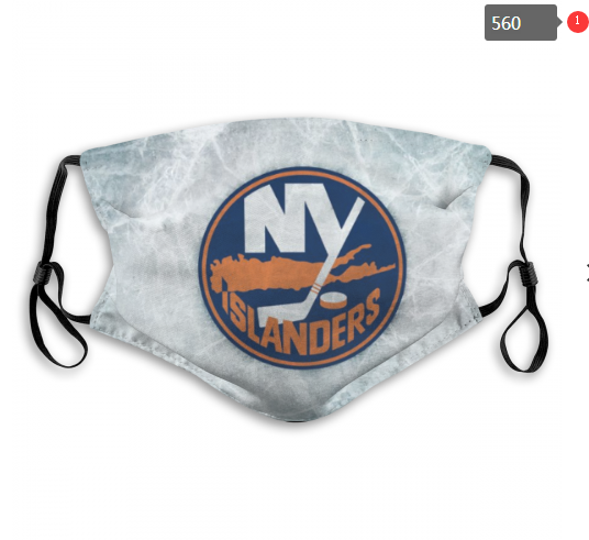 Islanders Face Mask 00560 Filter Pm2.5 (Pls Check Description For Details) Islanders Mask