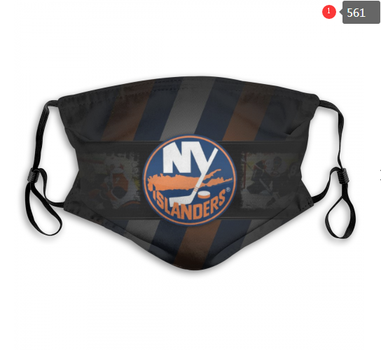 Islanders Face Mask 00561 Filter Pm2.5 (Pls Check Description For Details) Islanders Mask