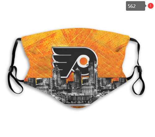 Flyers Face Mask 00562 Filter Pm2.5 (Pls Check Description For Details) Flyers Mask