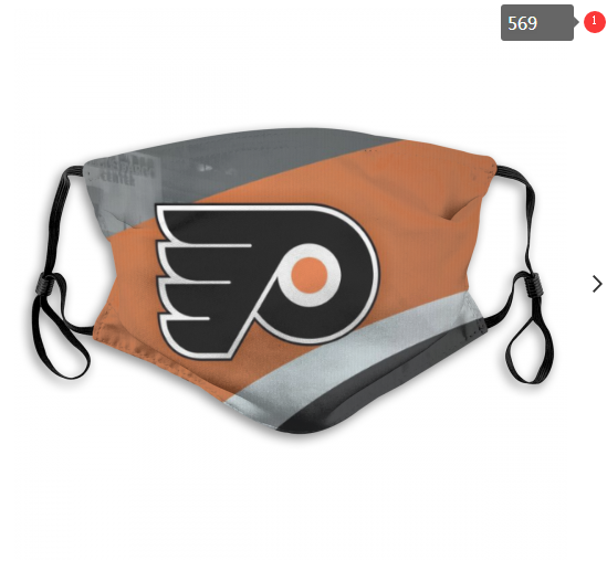 Flyers Face Mask 00569 Filter Pm2.5 (Pls check description in details) Flyers Mask