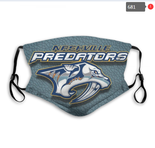 Predators Face Mask 00681 Filter Pm2.5 (Pls Check Description For Details) Predators Mask