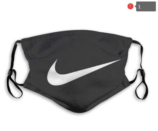 Nike Face Mask 001 Filter Pm2.5 (Pls Check Description For Details) Nike Mask