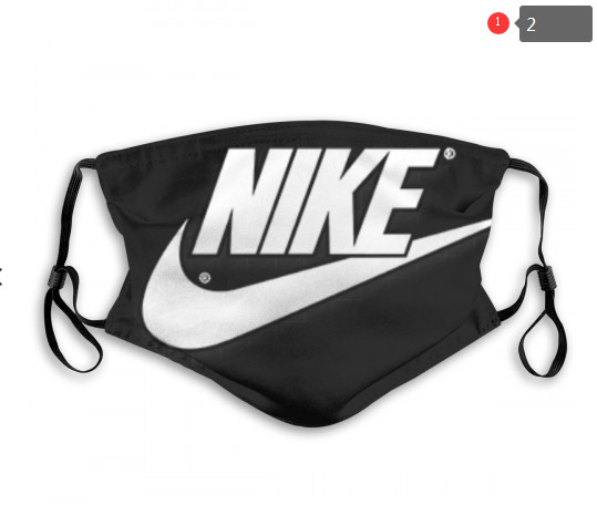 Nike Face Mask 002 Filter Pm2.5 (Pls Check Description For Details) Nike Mask