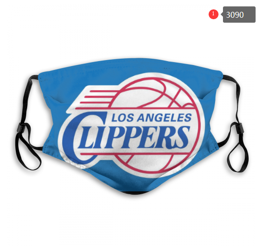 Clippers Face Mask 09030 Filter Pm2.5 (Pls Check Description For Details) Clippers Mask