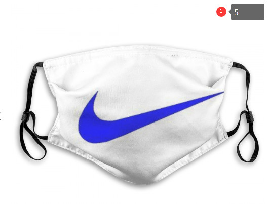 Nike Face Mask 005 Filter Pm2.5 (Pls Check Description For Details) Nike Mask