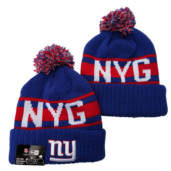 NFL New York Giants Knit Hats 018